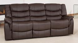 Carmona 3 seat brown
