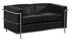 Santiago 2 seat black