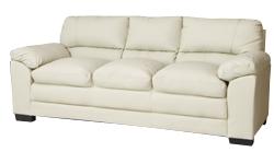 Selena 3 seater ivory