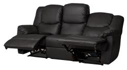 Solana 3 seat black